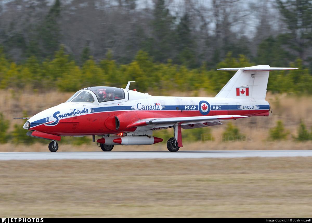 114050 - Canadair CT-114 Tutor - Canada - Royal Canadian Air Force (RCAF)