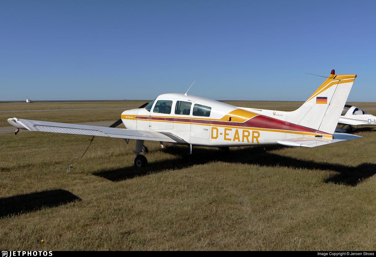 D-EARR - Beechcraft C23 Sundowner - Private