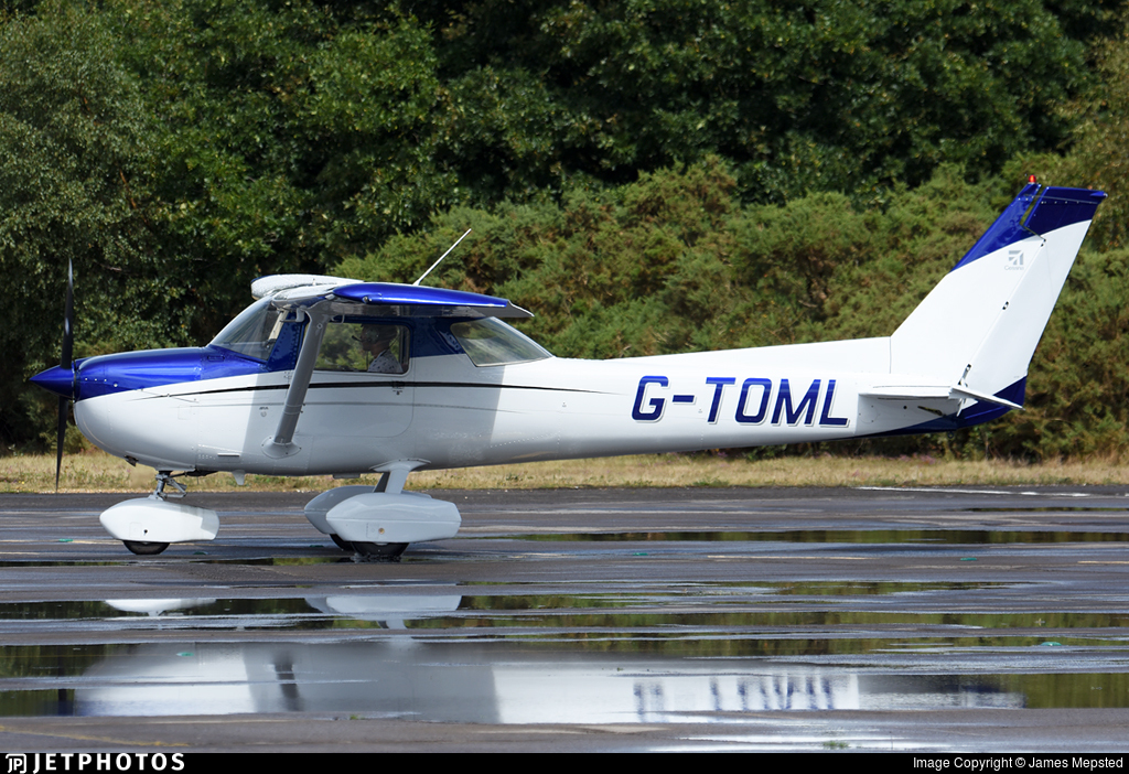 G-TOML - Reims-Cessna F150M - Private
