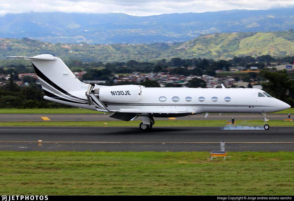 N130JE - Gulfstream G-IV(SP) - Private