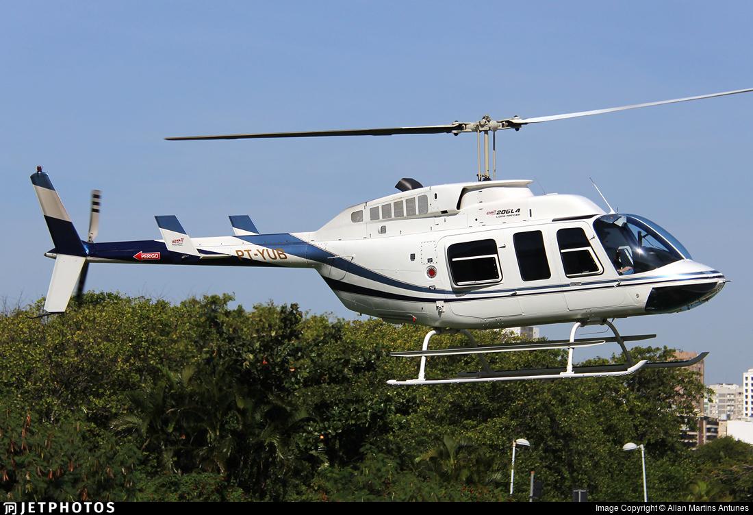 PT-YUB - Bell 206L-4 LongRanger - Private