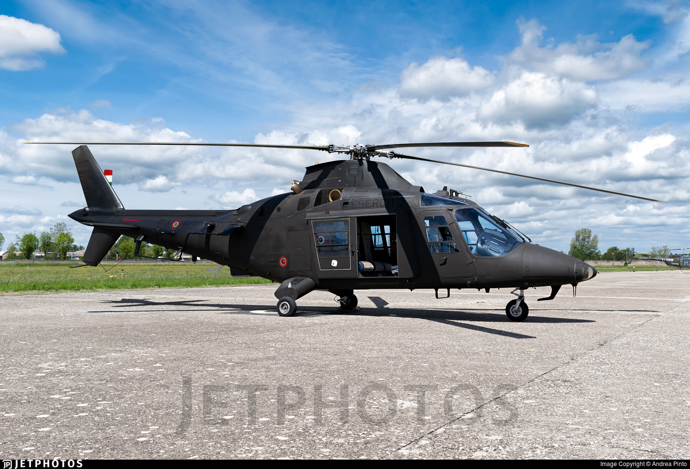 MM81244 - Agusta A109CM - Italy - Army