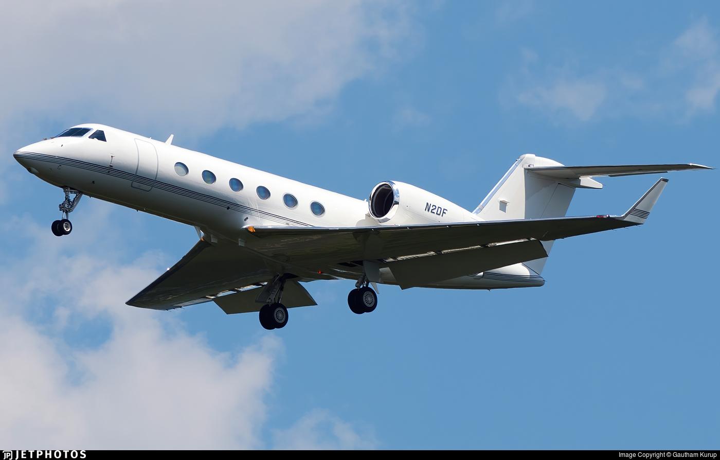 N2DF - Gulfstream G450 - Private