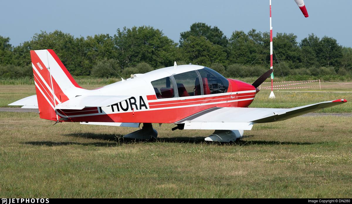 F-HORA - Robin DR400/180 Régent - Private