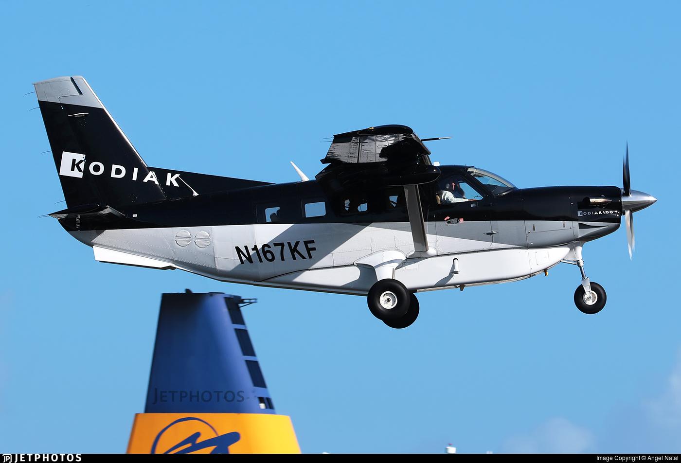 N167KF - Quest Aircraft Kodiak 100 - Quest Aircraft Company