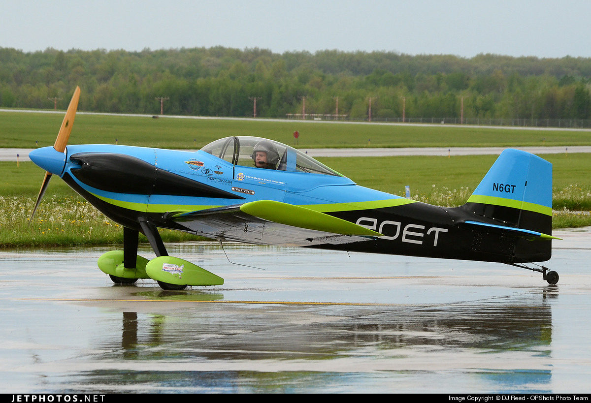 N6GT - Vans RV-3 - Private