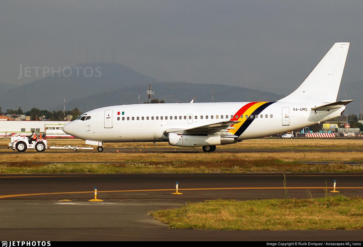 XA-UMQ - Boeing 737-2Q3(Adv) - Global Air