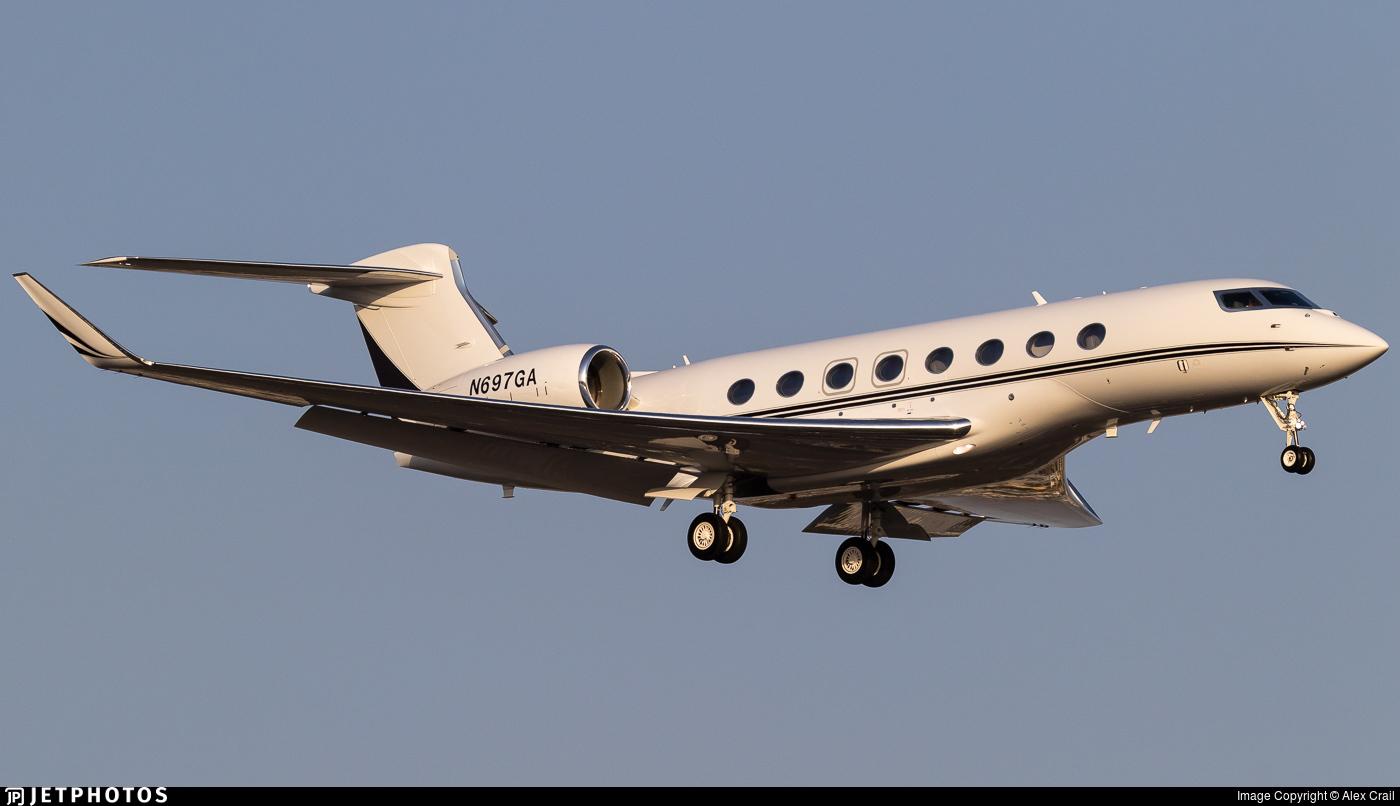 N697GA - Gulfstream G650ER - Gulfstream Aerospace