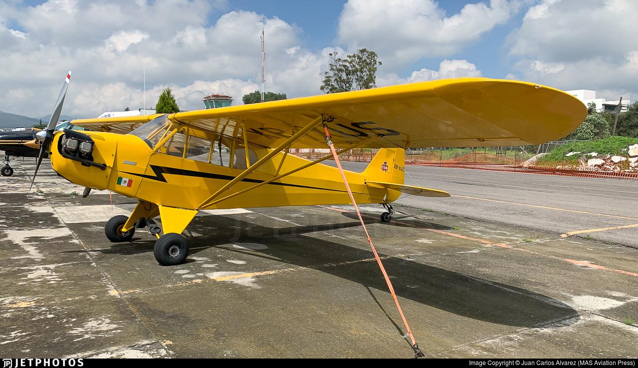 XB-XUS - Piper J-3C-65 Cub - Private