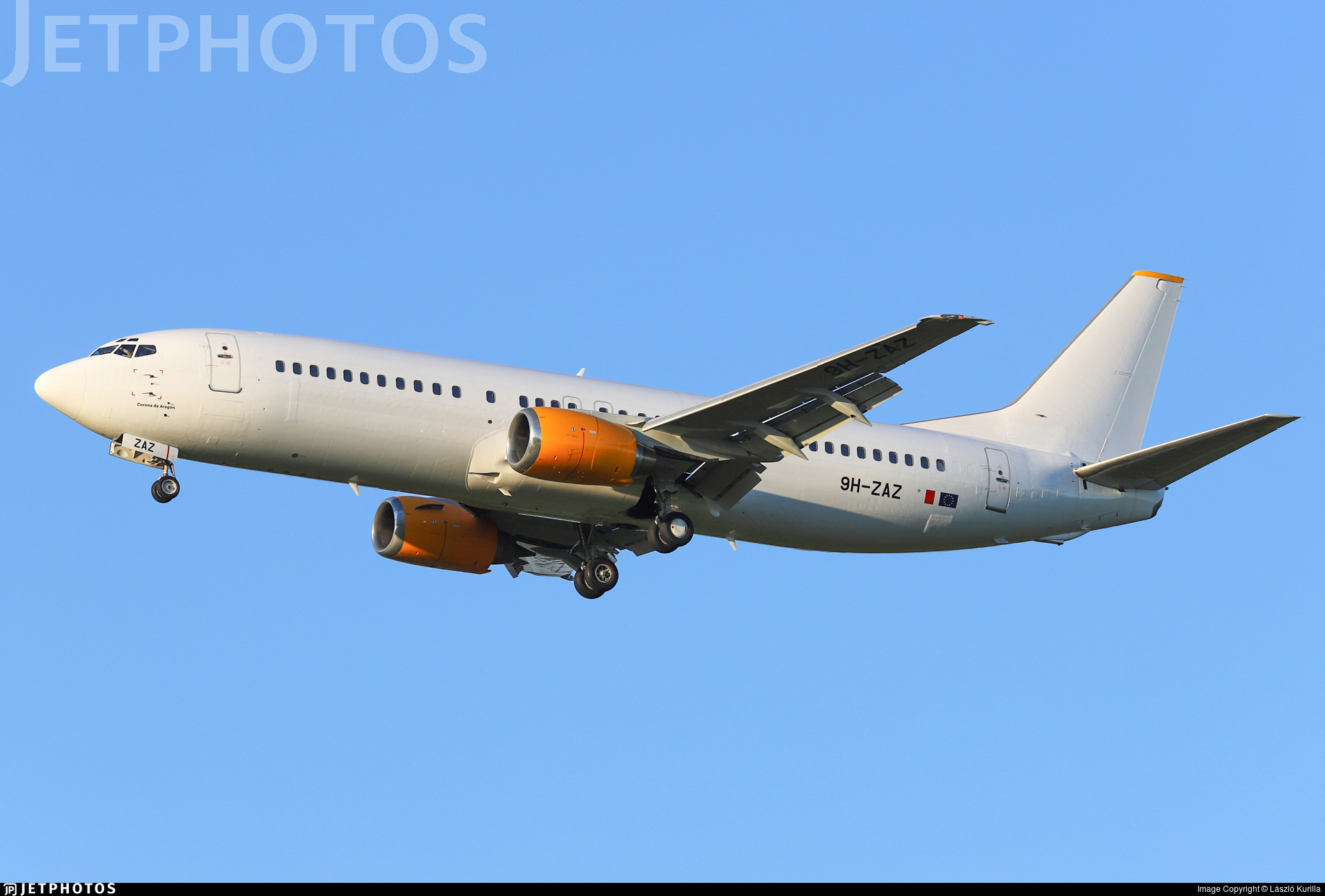 9H-ZAZ - Boeing 737-436 - Air Horizont