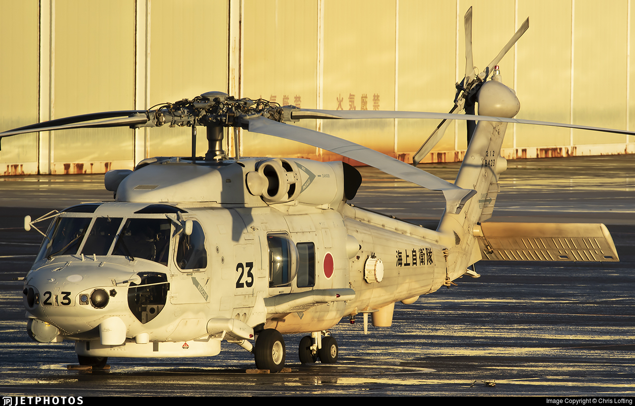 8423 - Sikorsky SH-60K Kai - Japan - Maritime Self Defence Force (JMSDF)