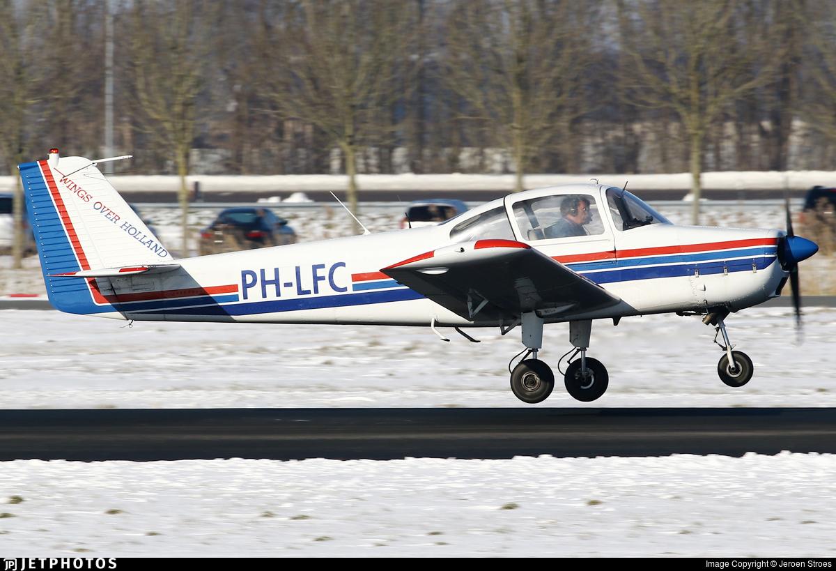 PH-LFC - Fuji FA-200-160 Aero Subaru - Wings over Holland
