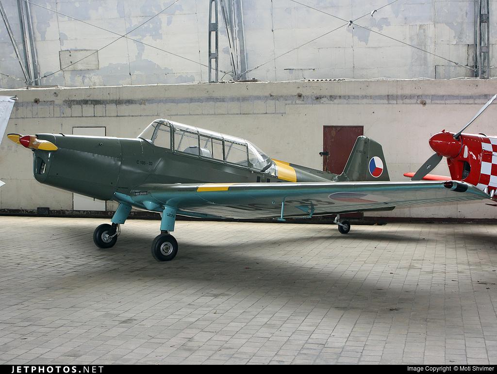 OK-IHK - Zlin Z-126 Trenér 2 - Private