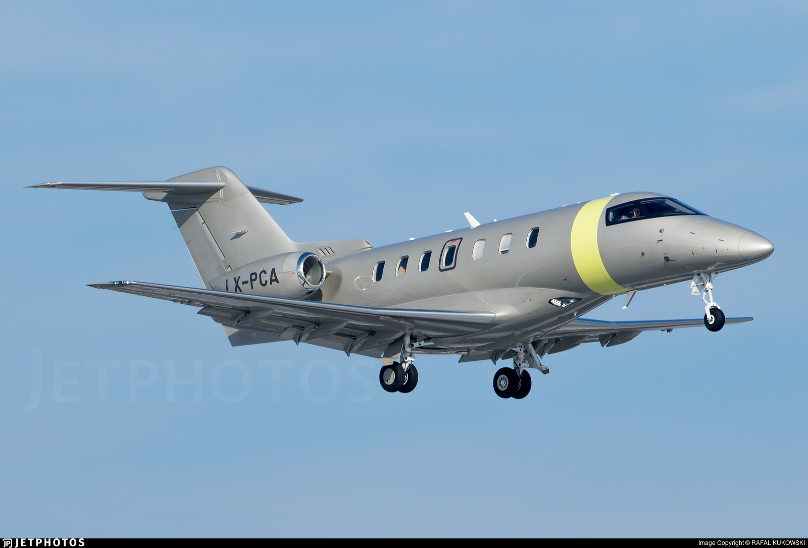 LX-PCA - Pilatus PC-24 - Jetfly Aviation