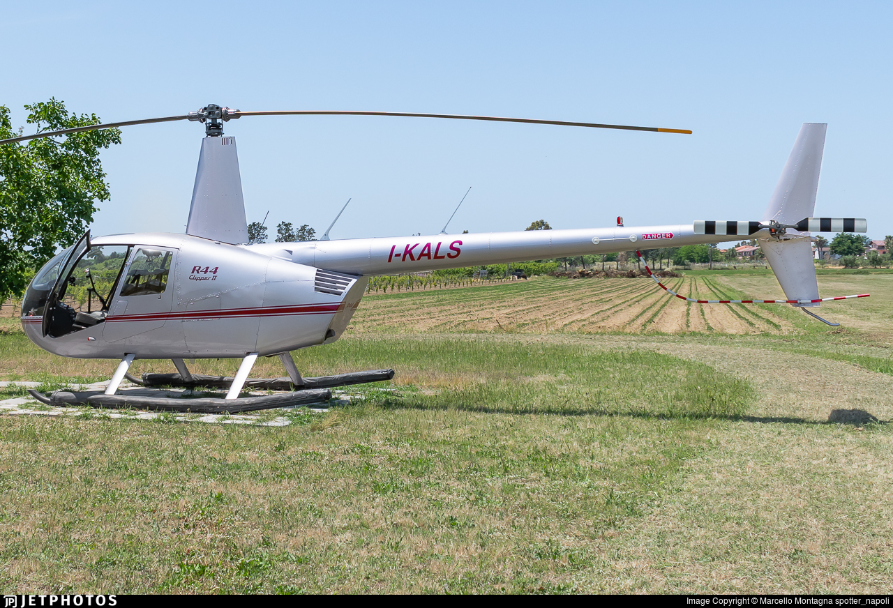 I-KALS - Robinson R44 Clipper II - Private