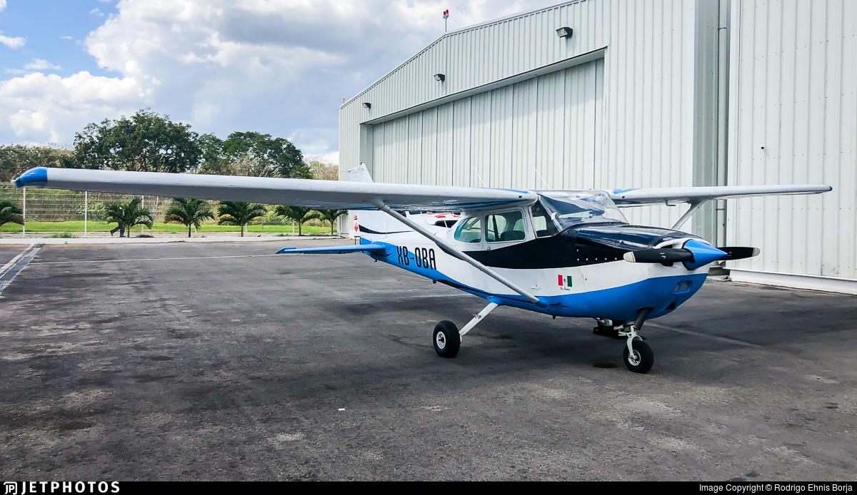 XB-OBA - Cessna 172N Skyhawk - iFly Escuela de Vuelo