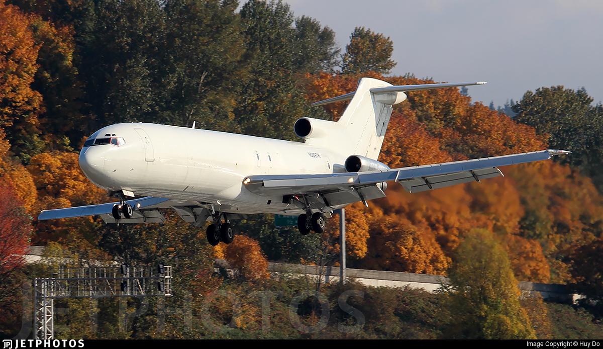 N209TR - Boeing 727-223(Adv)(F) - Career Aviation