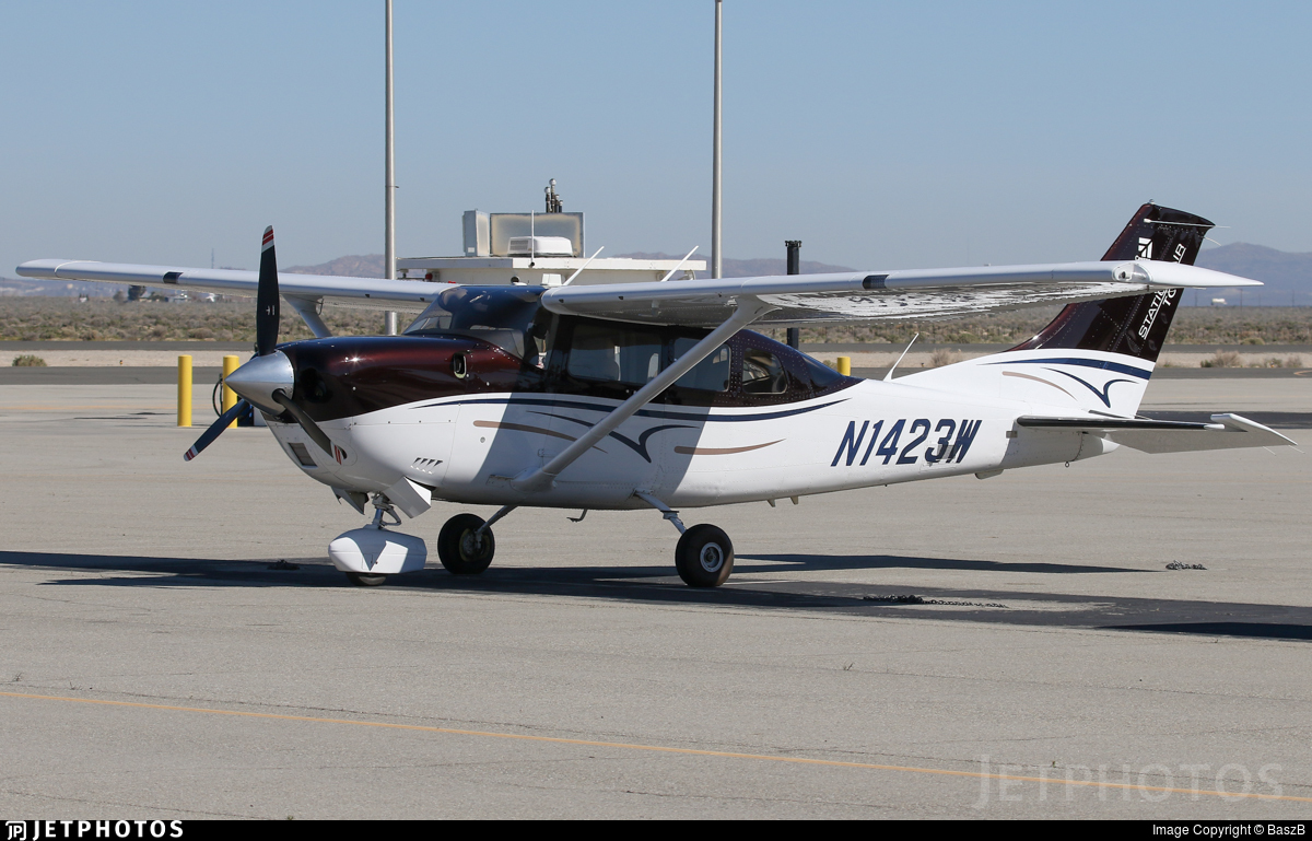 N1423W - Cessna T206H Stationair TC - Maricopa County Sheriff