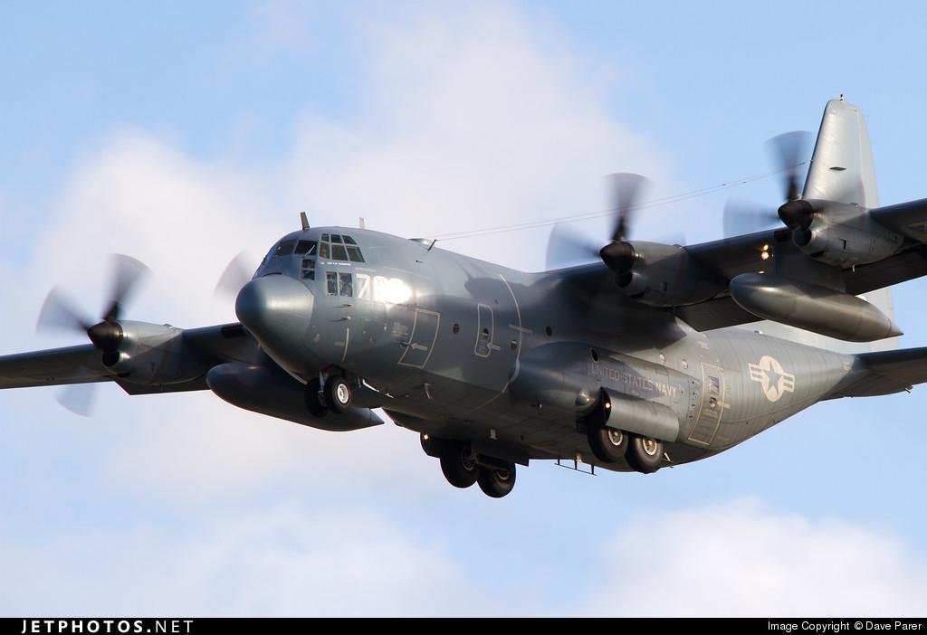 164762 - Lockheed C-130T Hercules - United States - US Marine Corps (USMC)