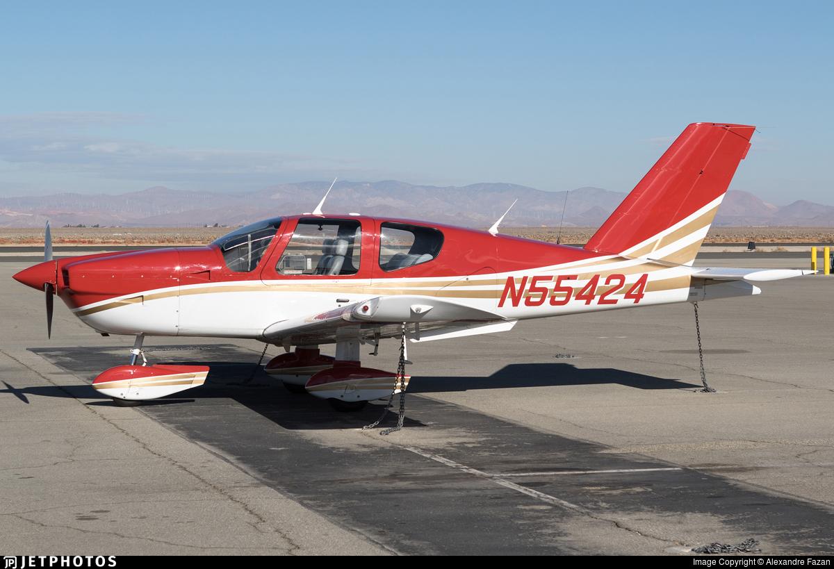 N55424 - Socata TB-10 Tobago - Private