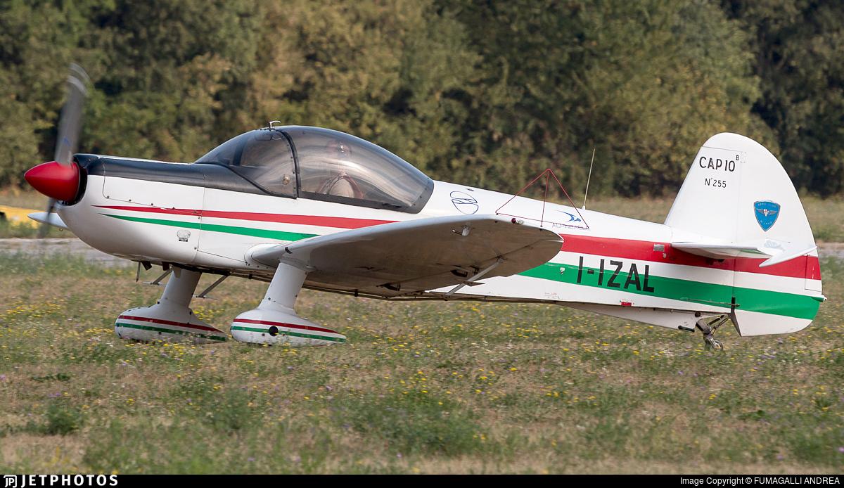 I-IZAL - Mudry CAP-10B - Aero Club - Milano