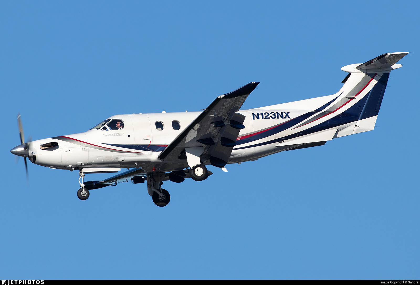N123NX - Pilatus PC-12/47E - Private