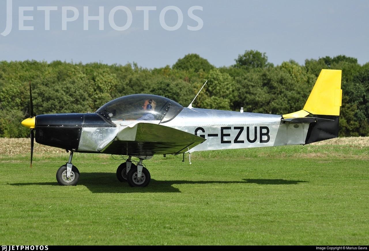G-EZUB - Zenair Zodiac CH 601HD - Private
