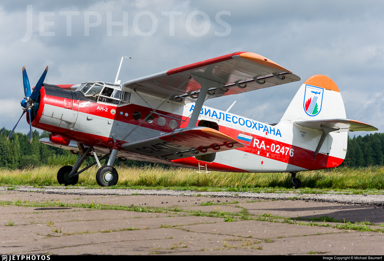 RA-02476 - PZL-Mielec An-2T - Private