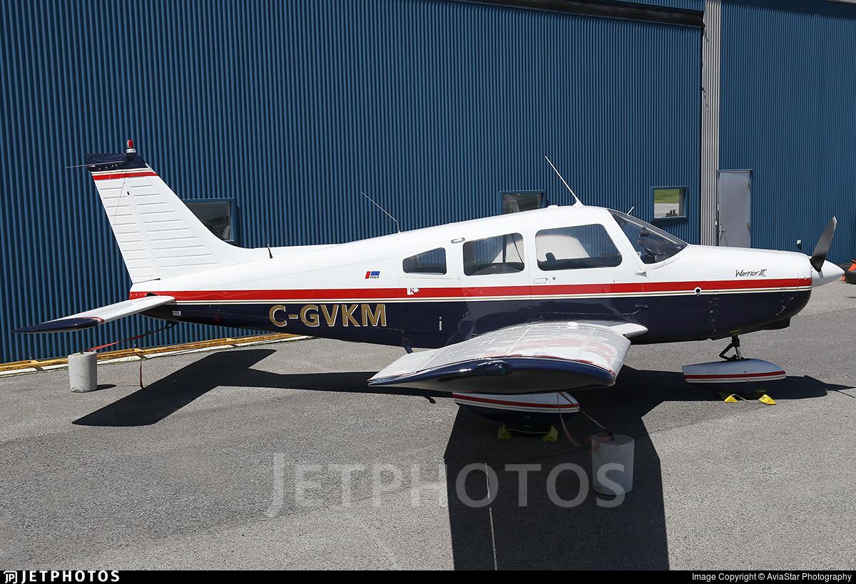 C-GVKM - Piper PA-28-161 Warrior II - Private