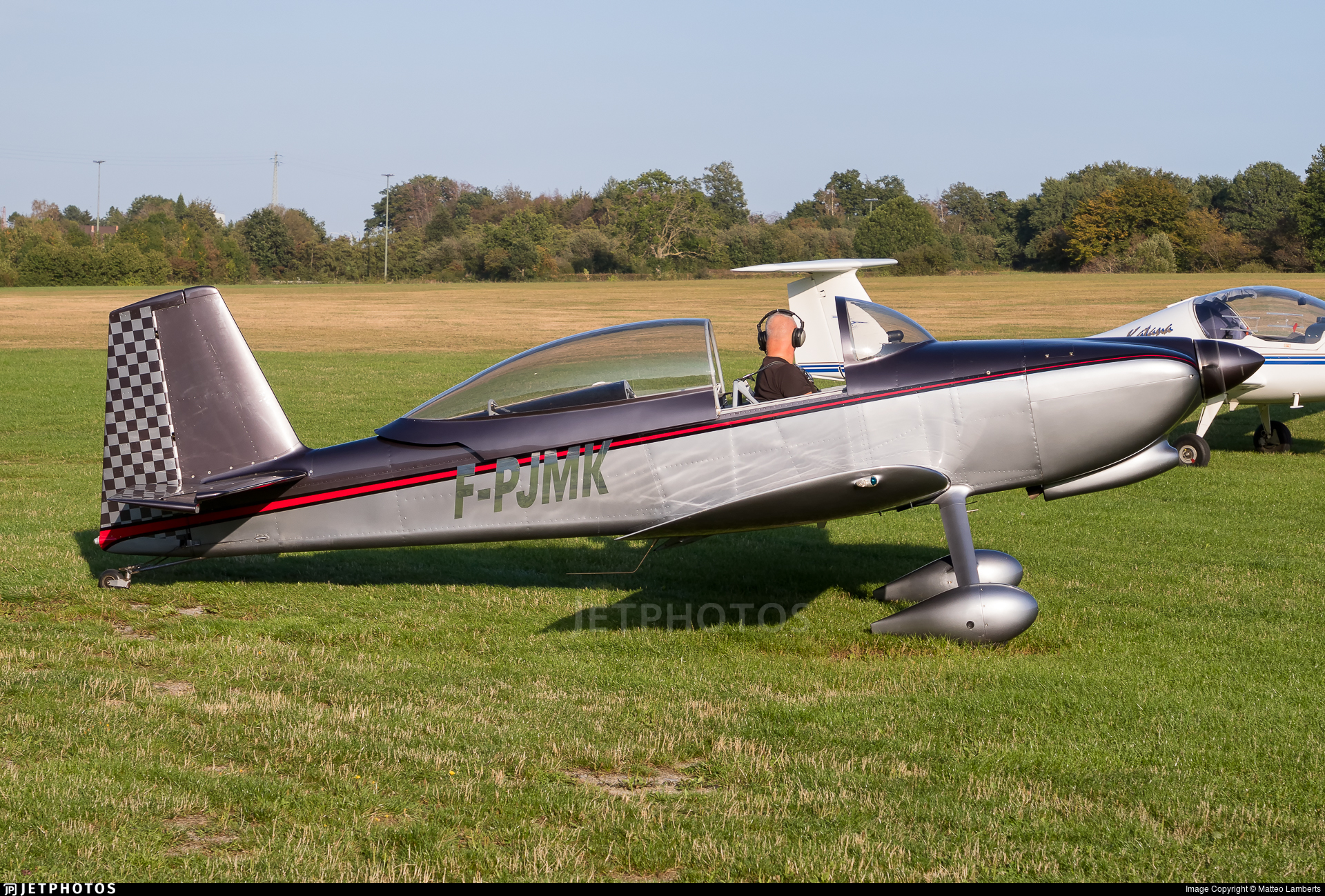 F-PJMK - Vans RV-8 - Private