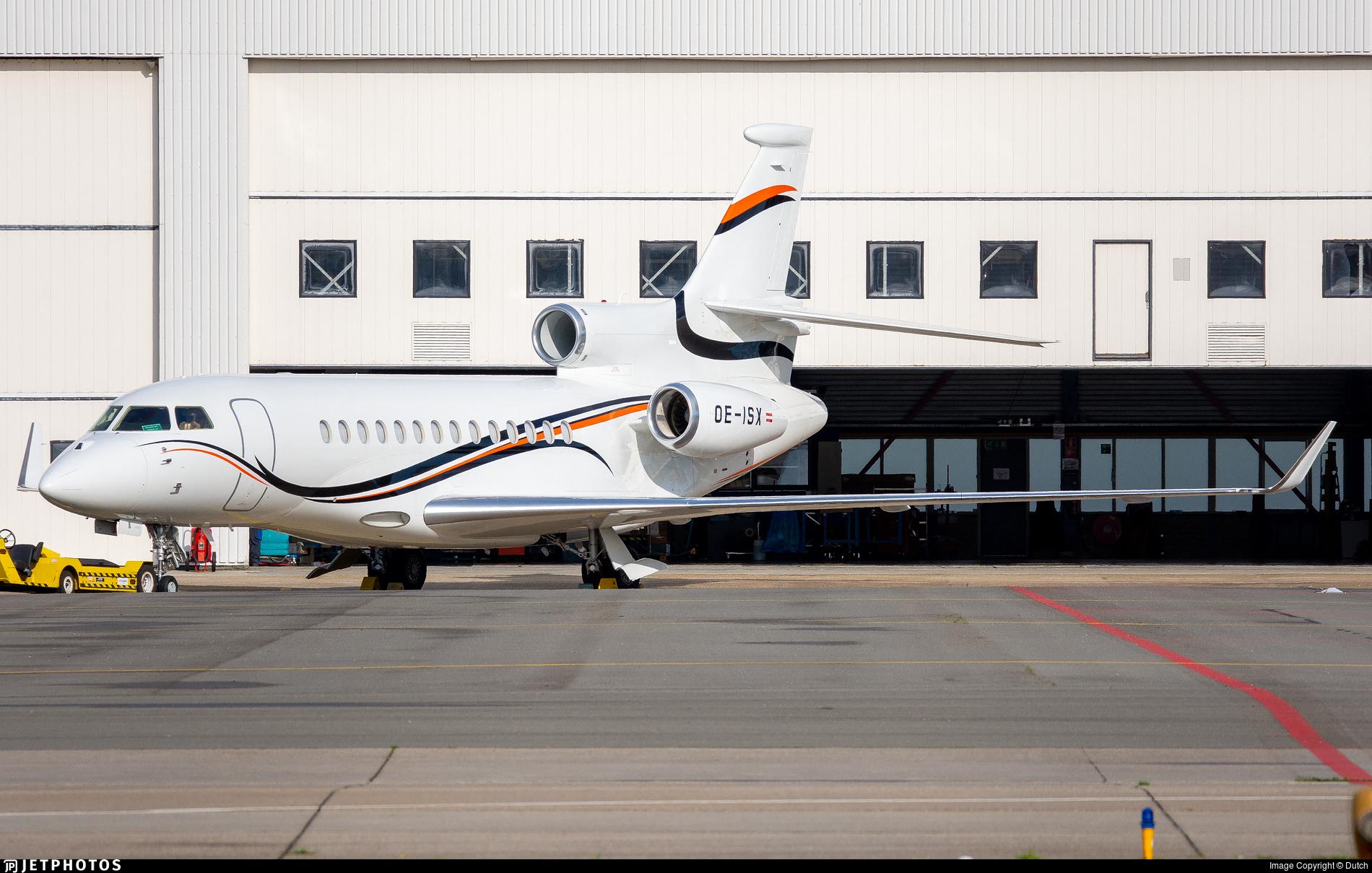 OE-ISX - Dassault Falcon 7X - Private
