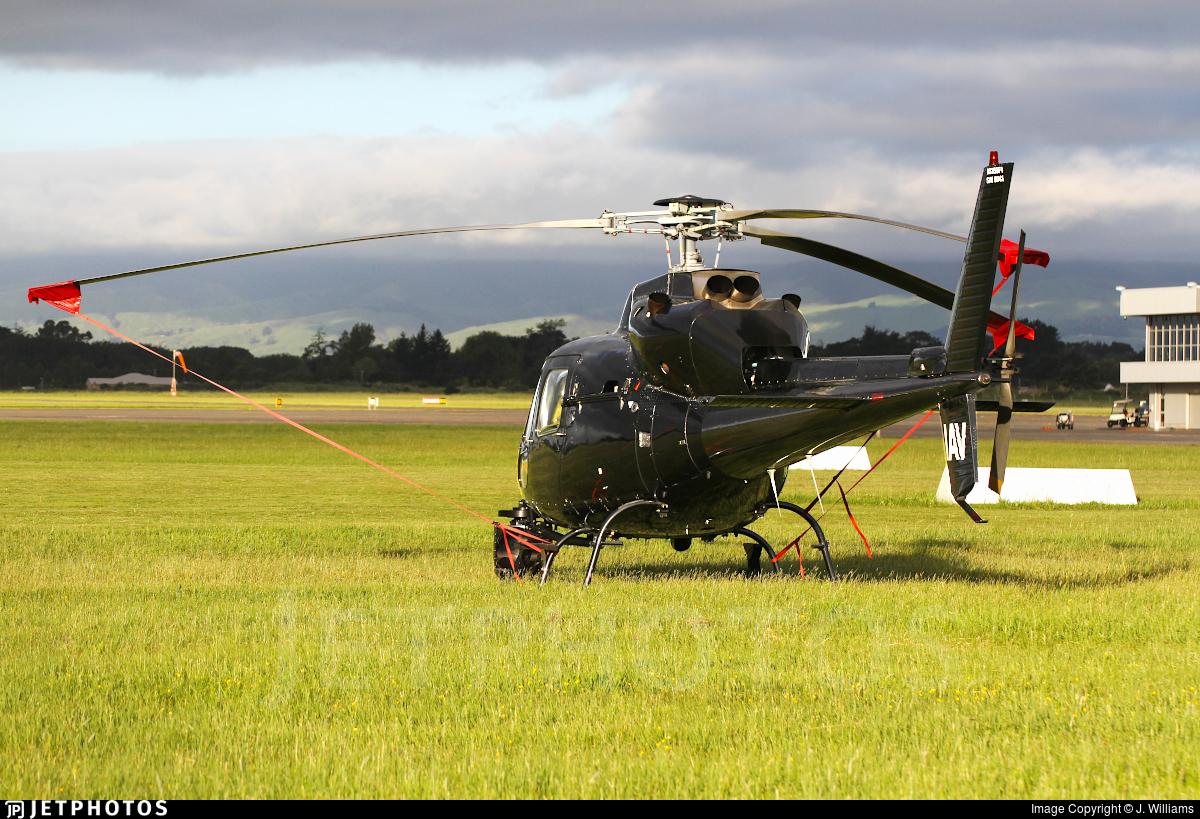 ZK-IAV - Aérospatiale AS 355F1 Ecureuil 2 - Heletranz