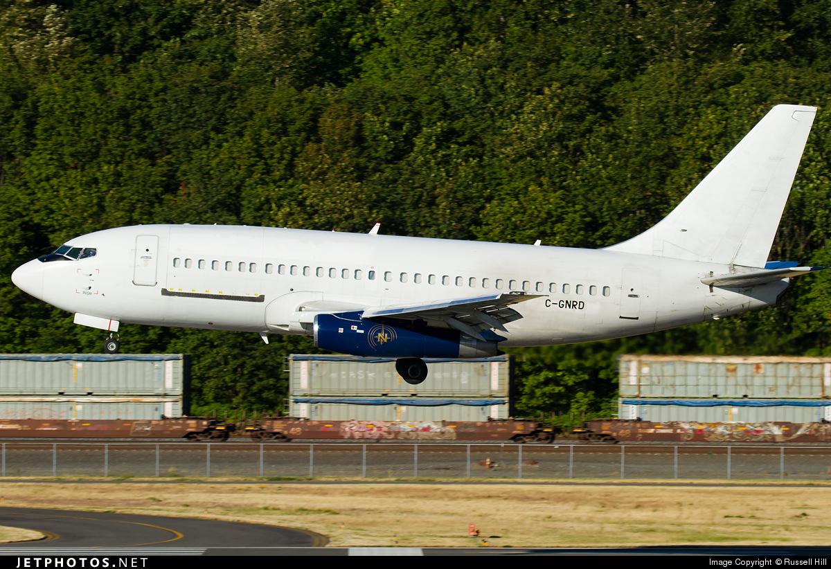 C-GNRD - Boeing 737-229C(Adv) - Nolinor Aviation