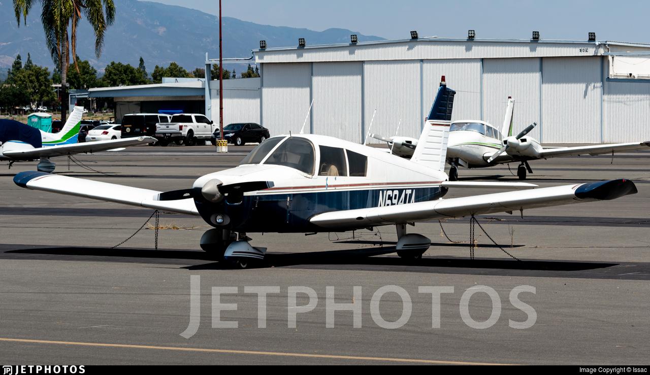 N694TA - Piper PA-28-140 Cherokee - Private