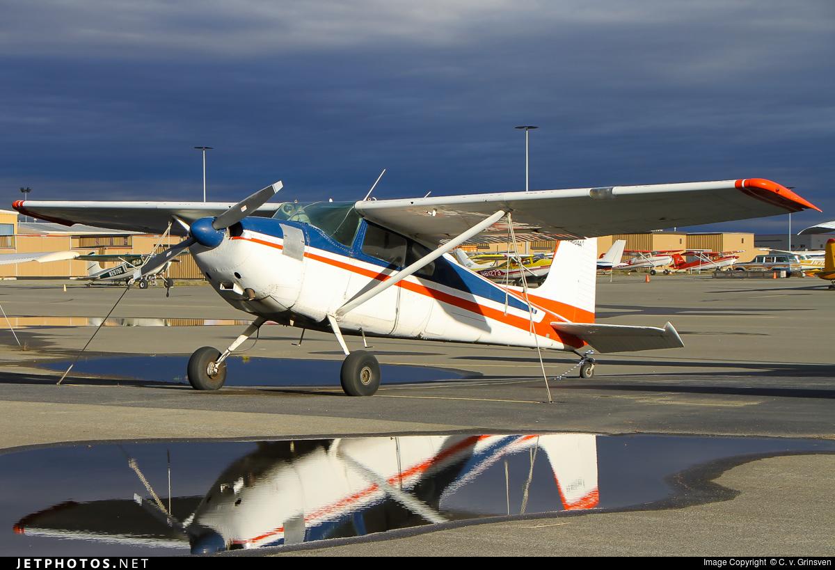 N4684A - Cessna 180 Skywagon - Private