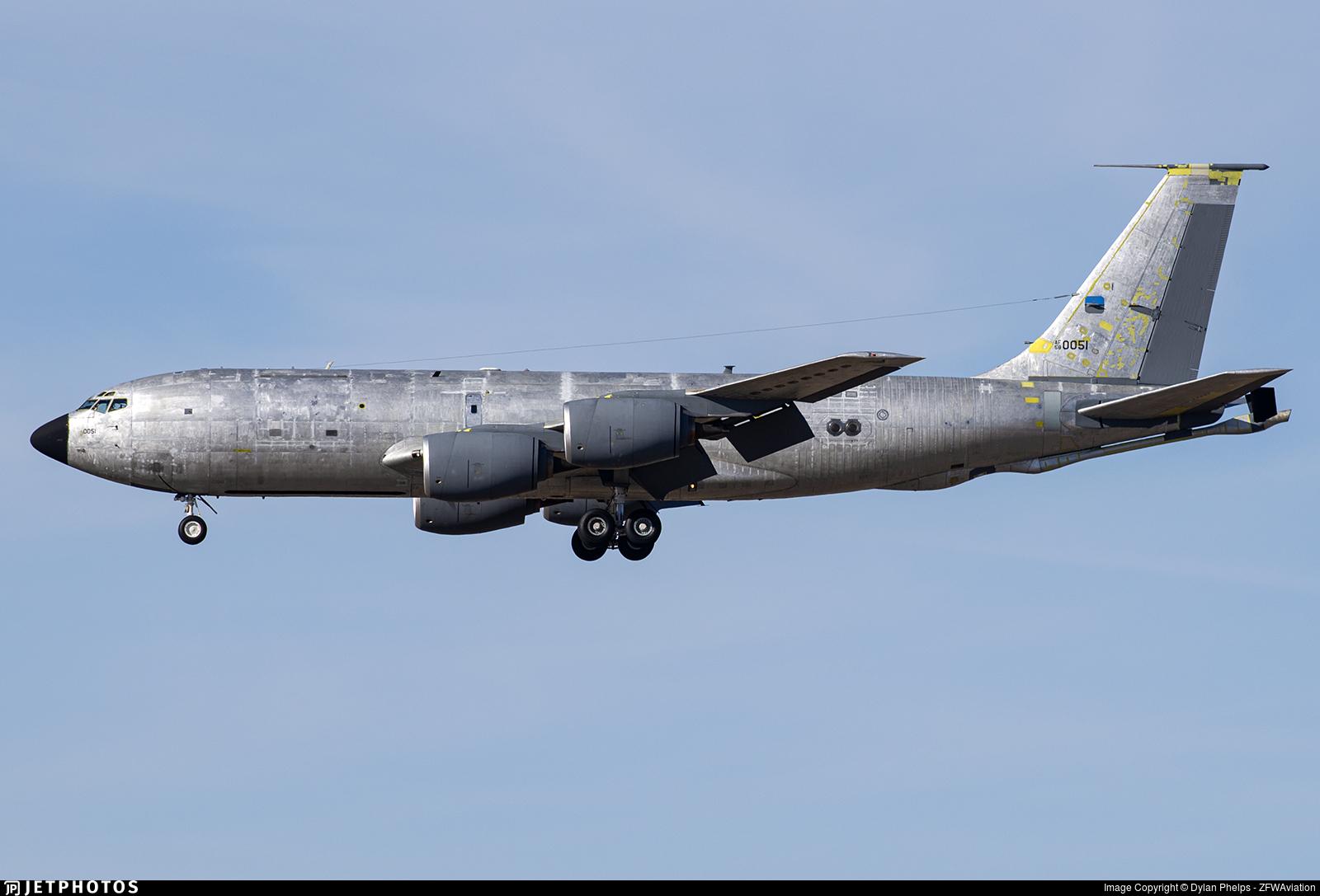 58-0051 - Boeing KC-135R Stratotanker - United States - US Air Force (USAF)