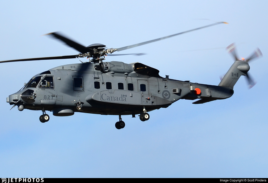 148827 - Sikorsky CH-148 Cyclone - Canada - Royal Canadian Air Force (RCAF)