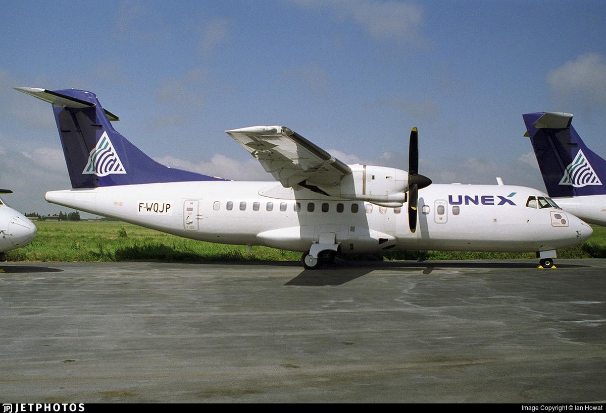 F-WQJP - ATR 42-300 - Unex