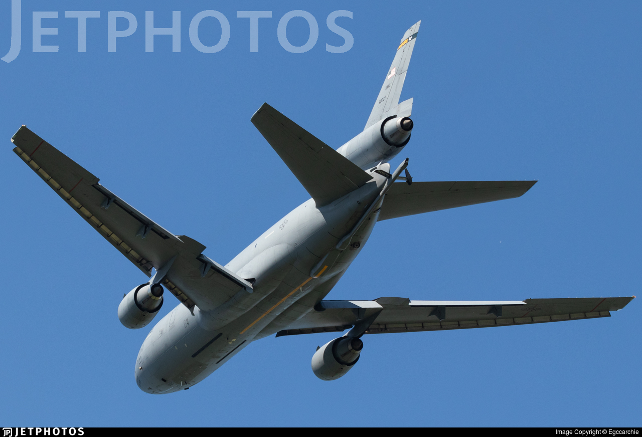 86-0027 - McDonnell Douglas KC-10A Extender - United States - US Air Force (USAF)