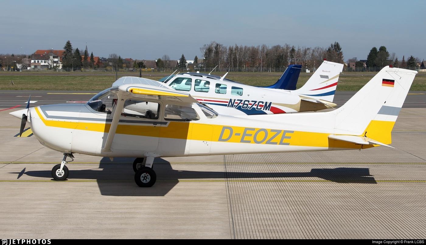 D-EOZE - Reims-Cessna F172N Skyhawk - Private