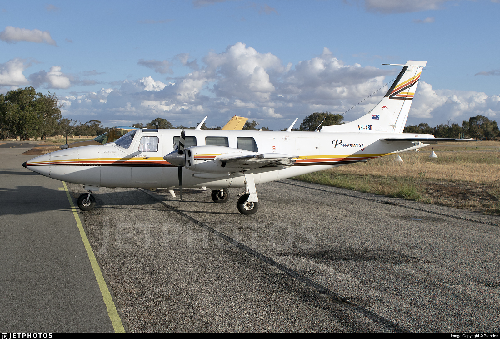 VH-XRD - Piper PA-60 602P Aerostar  - Private