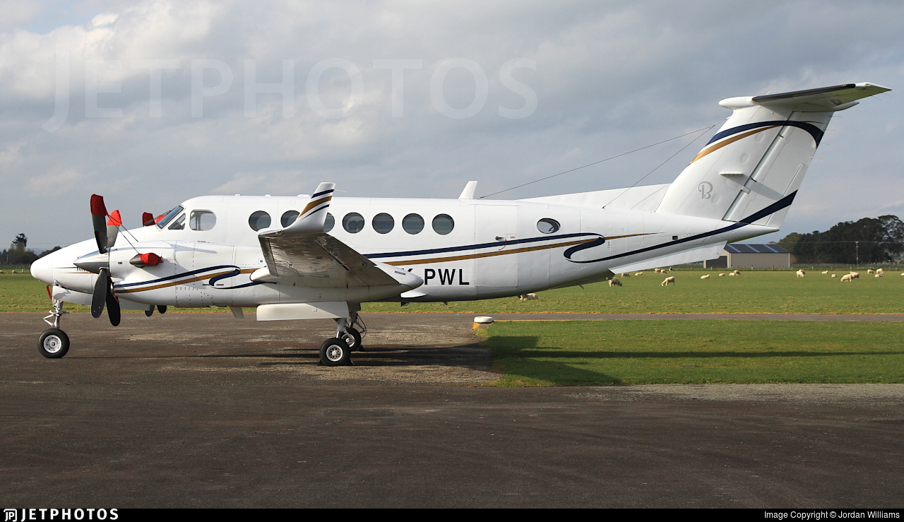 ZK-PWL - Beechcraft B300 King Air 350 - Private