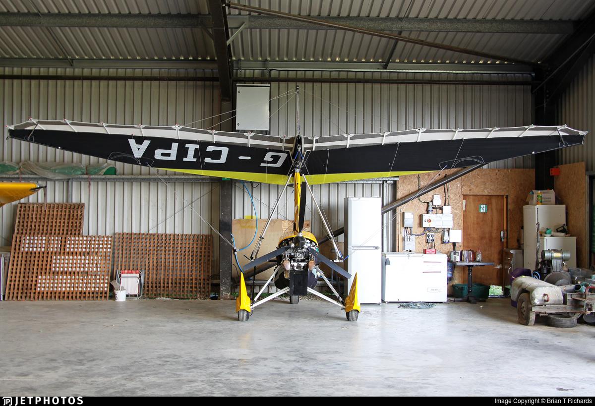 G-CIPA - P and M Aviation Pegasus Quik - Private