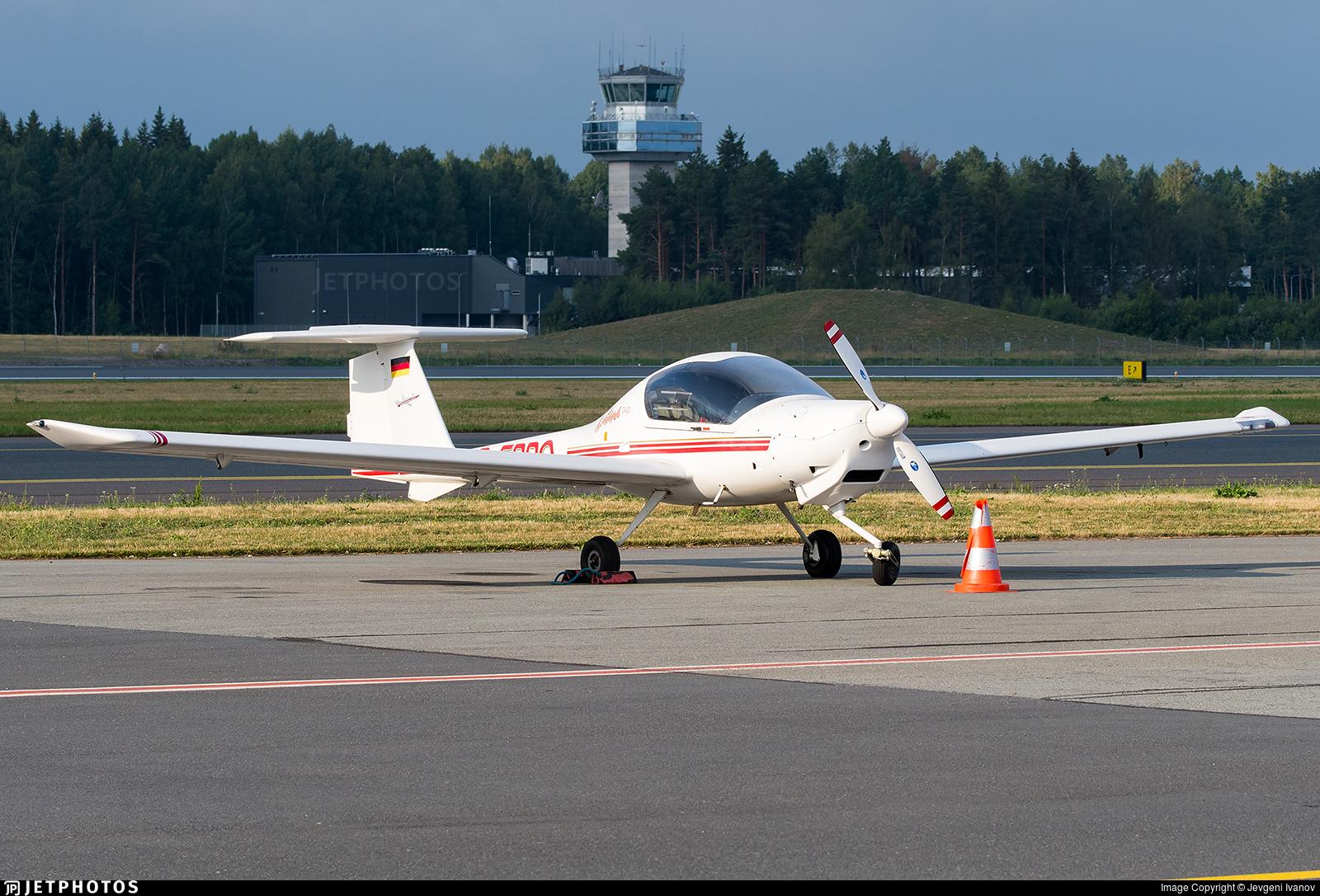 D-EPPO - Diamond DA-20-A1 Katana - Aerotours