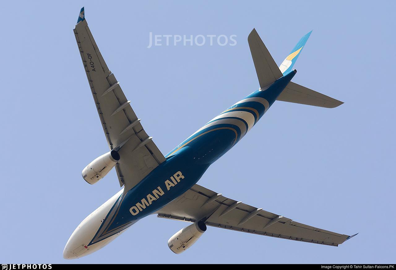 A4O-DF - Airbus A330-243 - Oman Air
