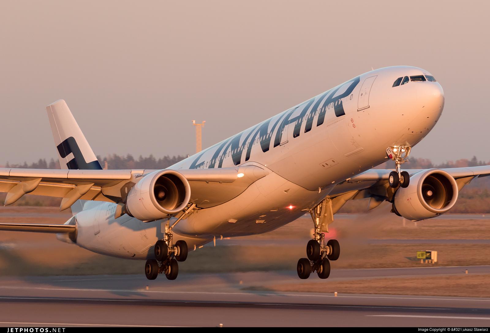 OH-LTS - Airbus A330-302 - Finnair