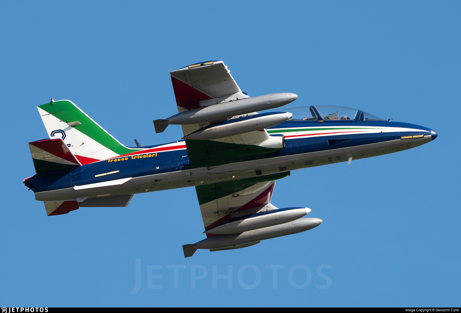 MM54518 - Aermacchi MB-339PAN - Italy - Air Force