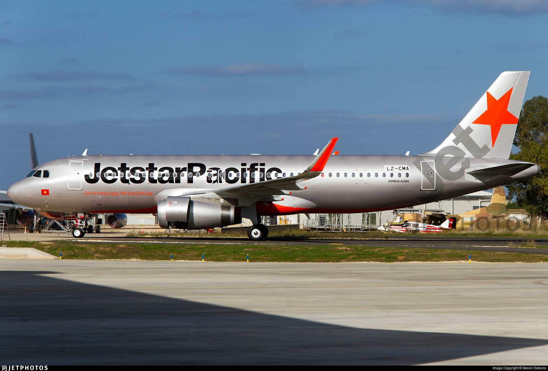 Lz cma airbus a320 214 jetstar pacific airlines melvin lz cma airbus a320 214 jetstar pacific airlines sciox Images
