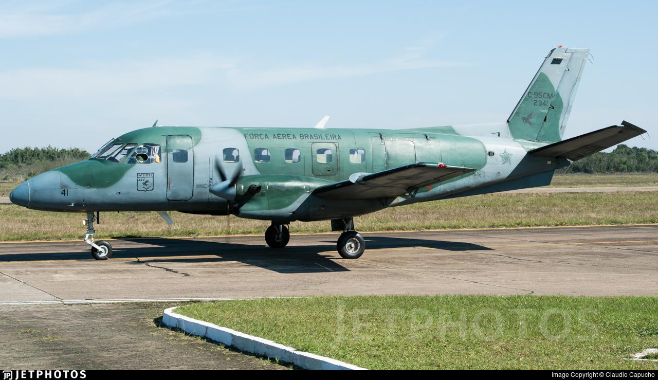 FAB2341 - Embraer C-95CM - Brazil - Air Force