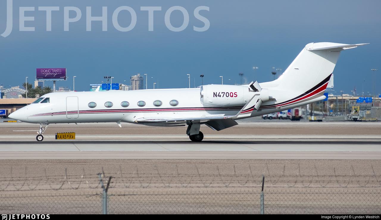 N470QS - Gulfstream G450 - NetJets Aviation
